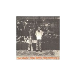 Ian Dury: New boots and Panties